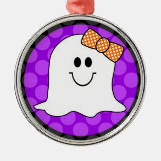A Little Spooky Christmas Ornament