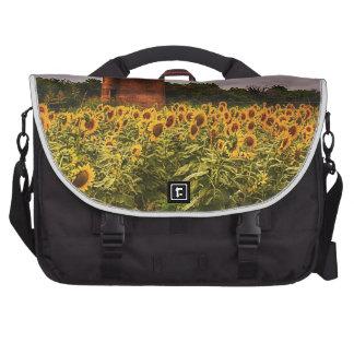 A Little Sun on a Cloudy Day Laptop Bag