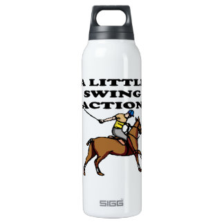 A Little Swing Action SIGG Thermo 0.5L Insulated Bottle