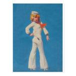 A Little Tar on Sailor Girl Post Cards