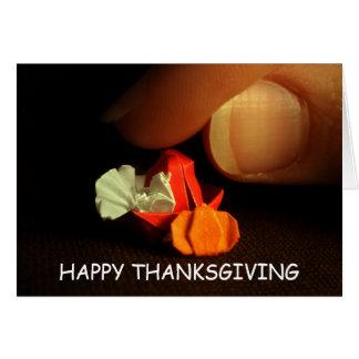 A Little Thanksgiving Card