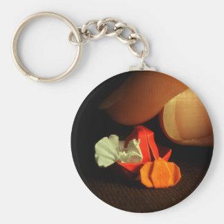 A Little Thanksgiving Keychain