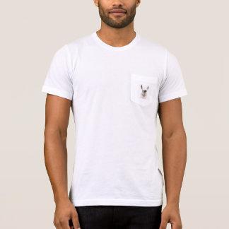 A Llama in my Pocket T-Shirt
