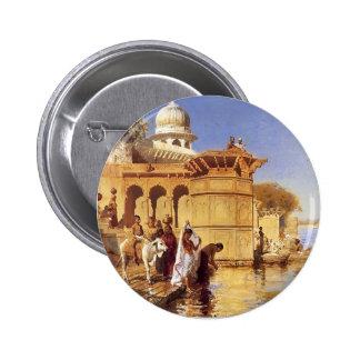 A lo largo del Ghats, Mathura de señor Weeks de Ed Pins