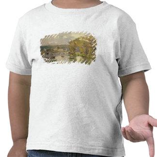 A lo largo del Sena en Meudon c 1893 aceite en l Camisetas