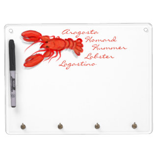A Lobster by any other name Dry Erase board