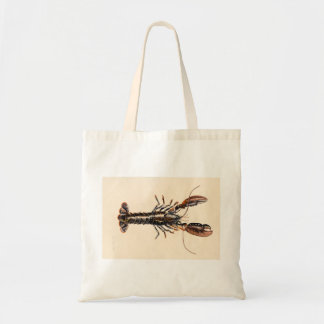 A Lobster from Solva Tote Bag
