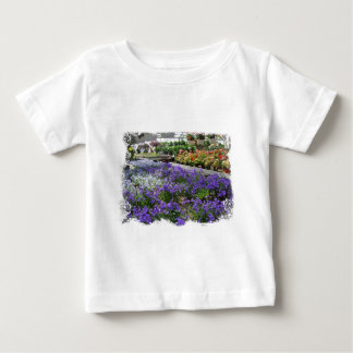 A Local Greenhouse Shows Their Wares Baby T-Shirt