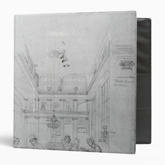A London Liquor Shop, 1839 Binder
