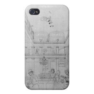 A London Liquor Shop, 1839 iPhone 4/4S Covers