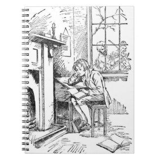 A Lonely Boy Notebooks