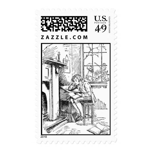 A Lonely Boy Postage