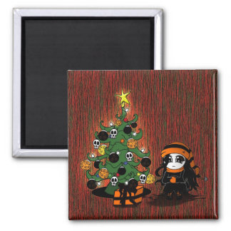 'A Lonely Christmas' Magnet