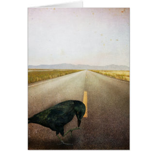 A long way home Greeting card