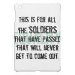 A los soldados