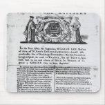 A los Worshipful Company de Marco-Trabajo-Calceter Alfombrilla De Raton
