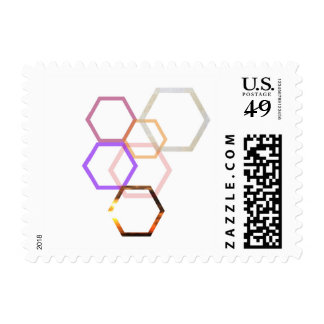 A-lot-agon Stamp