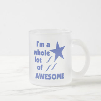 A Lot of Awesome Mug