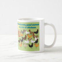 A Lot of Chickens Mug