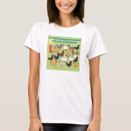 A Lot of Chickens T-Shirt