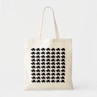A lot of turtle silouettes Totebag Tote Bag
