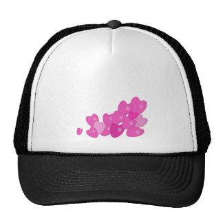 A Lots of hearts Trucker Hat