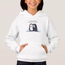 A Lottle Penguins - Girl's Hoodie