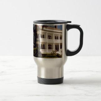 A Louisiana Plantation Travel Mug