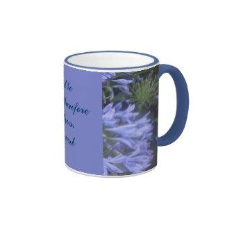 A Love Felt Wish For You Ringer Mug