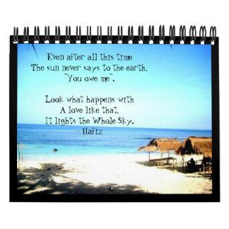 A Love Like That Calendar