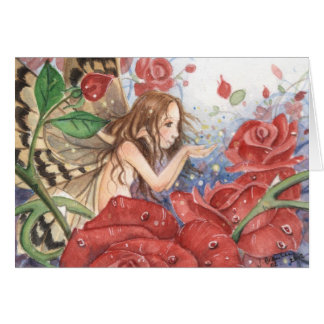 """""""A Love of Roses"""" Card"""