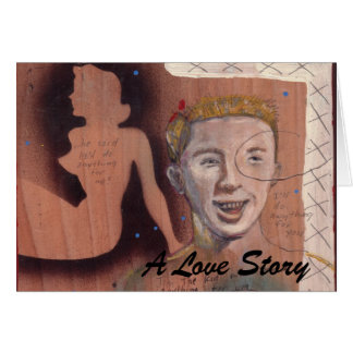 A Love Story Card