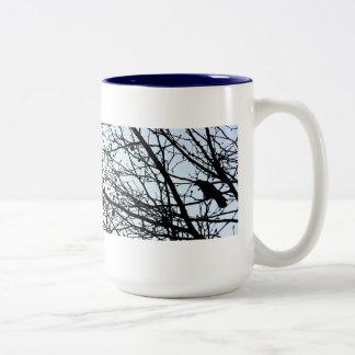 a Love.story: CROWS Coffee Mugs