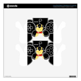 A lovely dress on a hanger PS3 controller skins