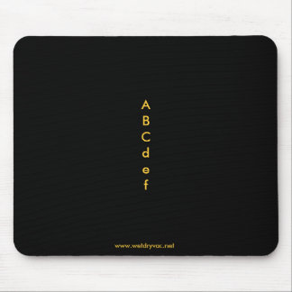 A Lovely Mouse Pad