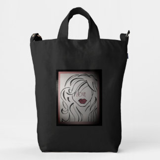 A Loving Black Bag... Duck Bag