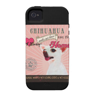 A Loving Chihuahua Makes Our House Home iPhone 4/4S Case