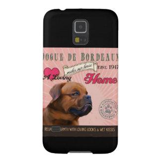 A Loving Dogue De Bordeaux Makes Our House Home Galaxy S5 Case