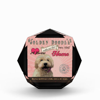 A Loving Golden Doodle Makes Our House Home Awards
