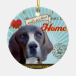 A Loving Plott Makes Our House Home Christmas Tree Ornament