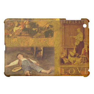 A Loving Thanksgiving iPad Mini Cover