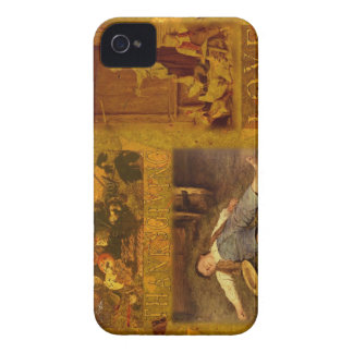 A Loving Thanksgiving iPhone 4 Cover