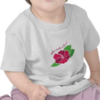 A Luau T-shirt