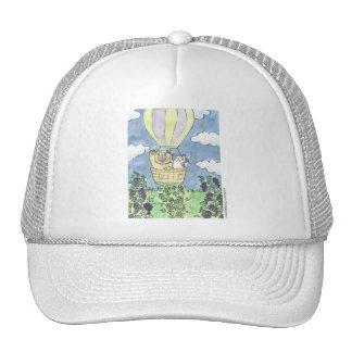 A Lucky Flight Over the Vineyard Trucker Hat