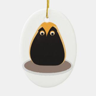 A Lucky OWL Ceramic Ornament