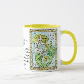 A Lucky Undersea Moment Mug