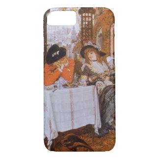 A Luncheon (Petite Dejeuner) by James Tissot iPhone 7 Case