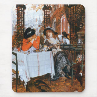 A Luncheon Romance Mouse Pad