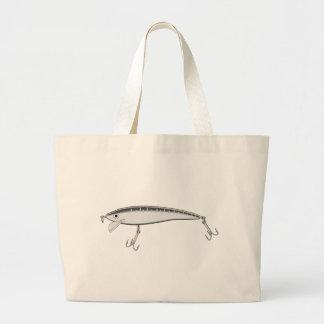 A Lure Ing Large Tote Bag