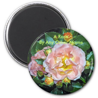 A Lush and Classic Beauty Refrigerator Magnets